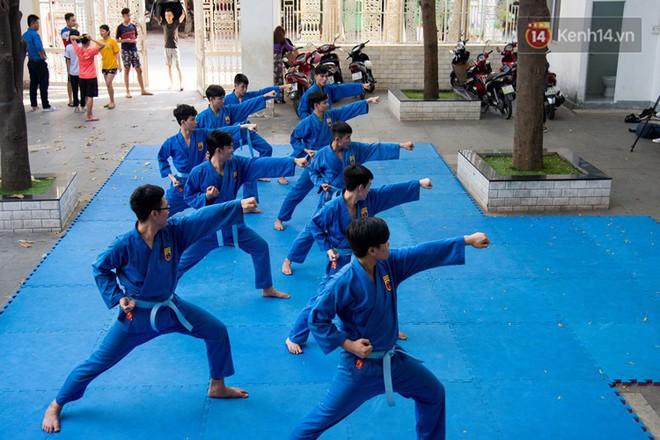 Ngôi trường giúp học sinh cai nghiện game Dota, Liên Minh Huyền Thoại bằng võ Vovinam - Ảnh 4.