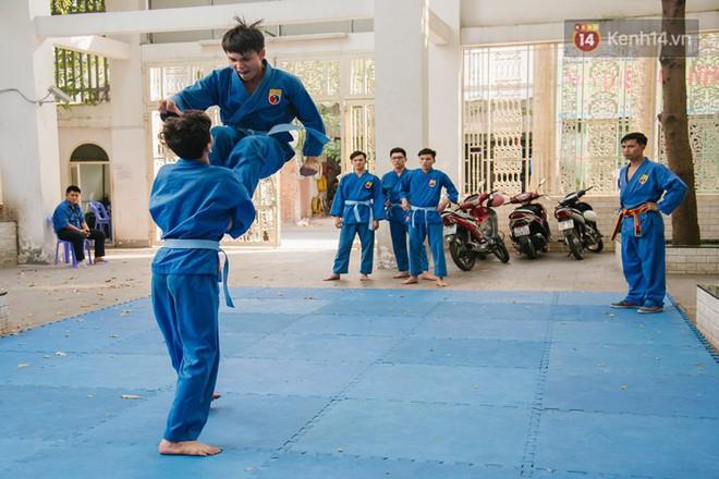 Ngôi trường giúp học sinh cai nghiện game Dota, Liên Minh Huyền Thoại bằng võ Vovinam - Ảnh 17.