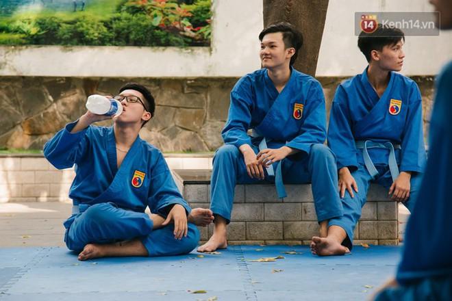 Ngôi trường giúp học sinh cai nghiện game Dota, Liên Minh Huyền Thoại bằng võ Vovinam - Ảnh 18.