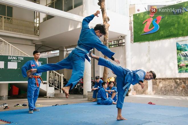 Ngôi trường giúp học sinh cai nghiện game Dota, Liên Minh Huyền Thoại bằng võ Vovinam - Ảnh 19.