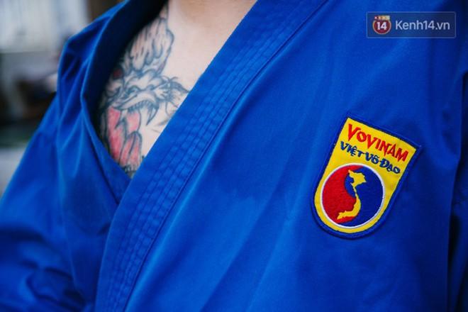Ngôi trường giúp học sinh cai nghiện game Dota, Liên Minh Huyền Thoại bằng võ Vovinam - Ảnh 20.