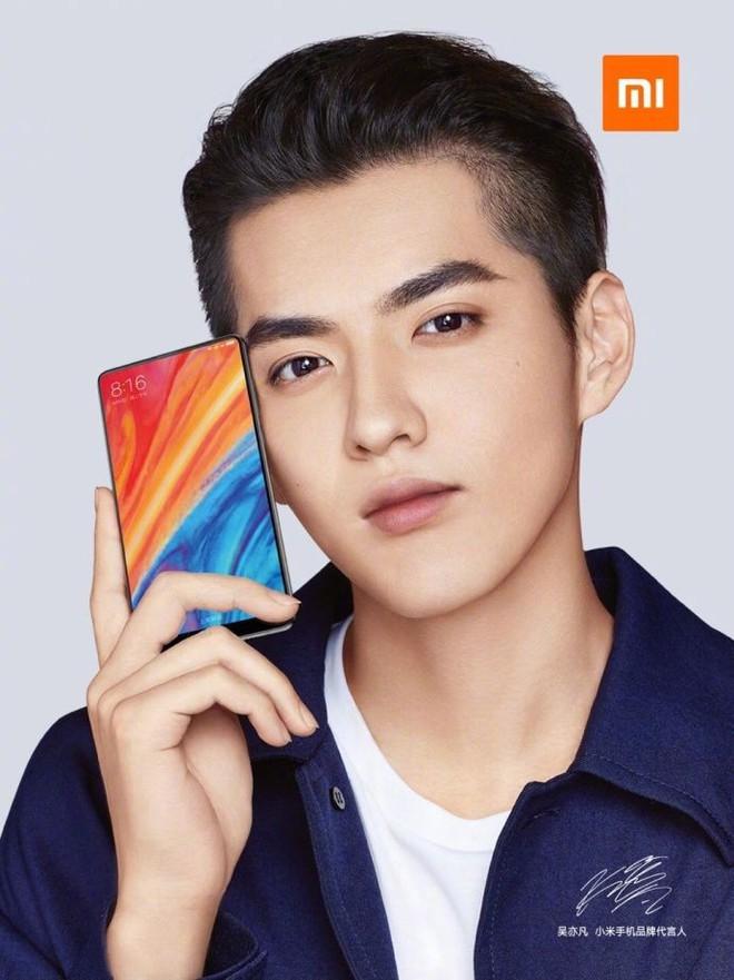 Thiết kế Xiaomi Mi MIX 2S lộ diện hoàn toàn trong teaser chính thức - Ảnh 2.