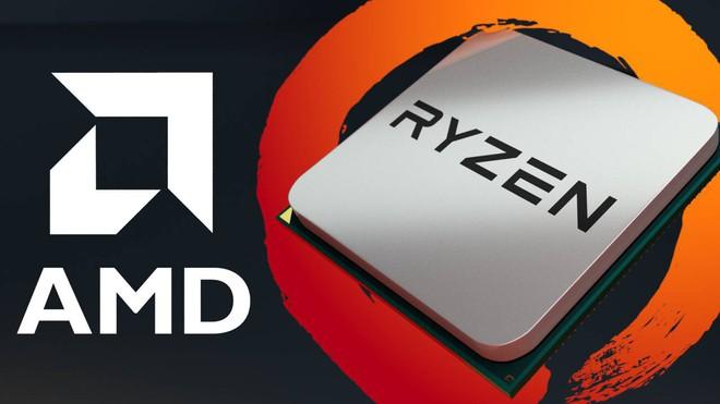 Dòng vi xử lý Ryzen đã giúp AMD có một năm 2017 quay trở lại vô cùng mạnh mẽ