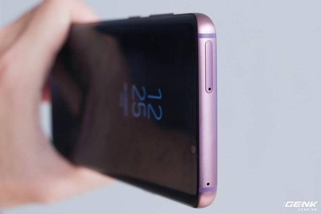 Trên tay Galaxy S9+ Tím Lilac: Màu sắc mới trong năm nay, sẽ bán tại VN ngay từ ngày đầu tiên - Ảnh 8.