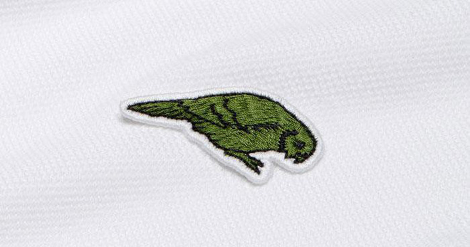 Lacoste thay thế logo cá sấu trên áo polo bằng 10 loài động vật có nguy cơ tuyệt chủng - Ảnh 9.