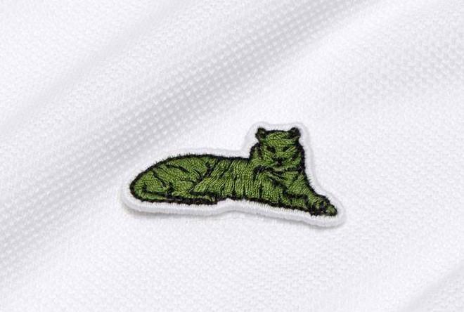 Lacoste thay thế logo cá sấu trên áo polo bằng 10 loài động vật có nguy cơ tuyệt chủng - Ảnh 13.