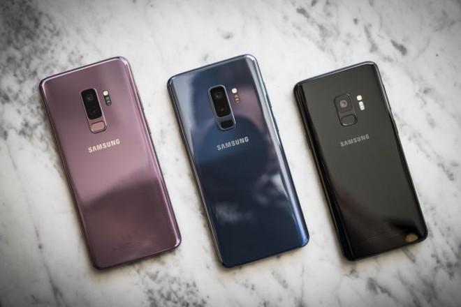 Samsung Galaxy S9+ đoạt giải thưởng danh giá tại MWC 2018 - Ảnh 1.