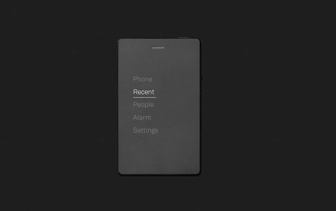 Điện thoại siêu tối giản Light Phone đã quay trở lại, nhỏ như chiếc thẻ tín dụng và bổ sung thêm tiện ích - Ảnh 5.