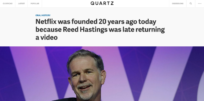 Đây là lý do để bạn không nên tin vào những câu chuyện khởi nghiệp, dù nó do chính CEO của hãng nói ra - Ảnh 1.