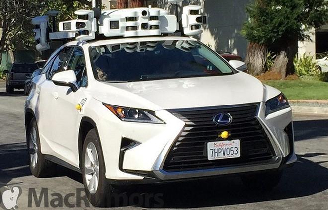 Số xe tự lái mà Apple được phép thử nghiệm trên phố California nhiều hơn cả Tesla và Uber - Ảnh 1.