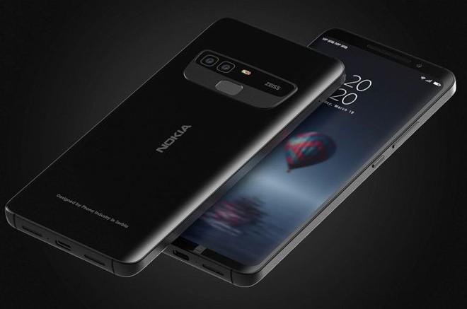 Concept Nokia 3310 (2018): đỉnh cao thiết kế, đủ sức so tài Galaxy S9 - Ảnh 1.