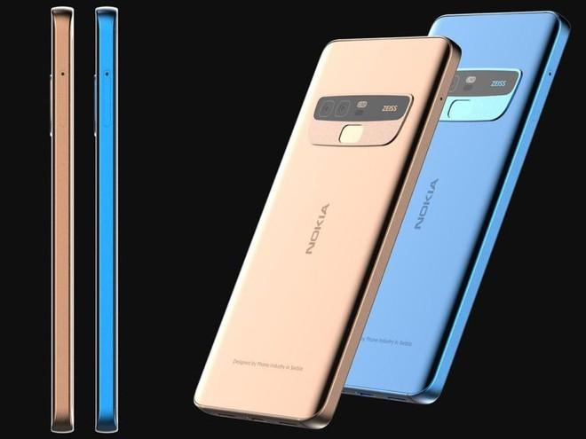Concept Nokia 3310 (2018): đỉnh cao thiết kế, đủ sức so tài Galaxy S9 - Ảnh 7.
