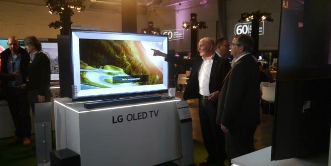 LG Electronics độc chiếm ngôi vua tại thị trường TV cao cấp Bắc Mỹ, vượt mặt Sony và Samsung - Ảnh 1.