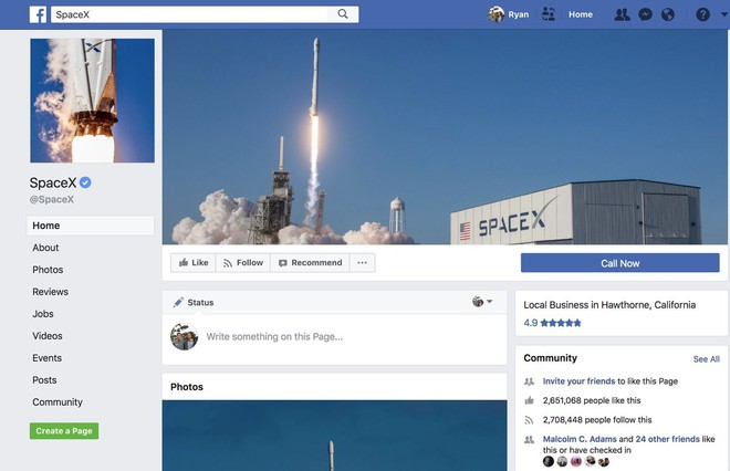Elon Musk xóa hai trang Facebook chính thức của Tesla và SpaceX: Tôi không dùng Facebook và sẽ chẳng bao giờ dùng cả - Ảnh 4.