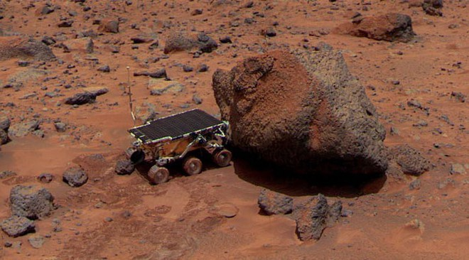 Tuyên bố được thừa kế sao Hỏa từ tổ tiên, 3 người đàn ông đâm đơn kiện NASA vì lên khám phá mà không xin phép - Ảnh 3.