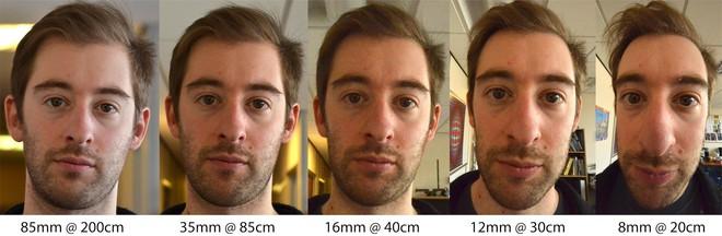 Chính việc chụp ảnh selfie sai cách đã khiến mũi bạn to hơn bình thường đến 30% - Ảnh 2.