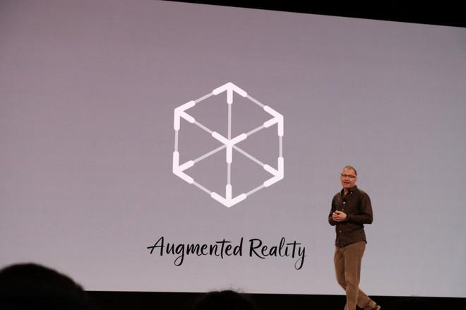 Apple muốn đẩy mạnh AR hơn nữa trong lĩnh vực giáo dục.