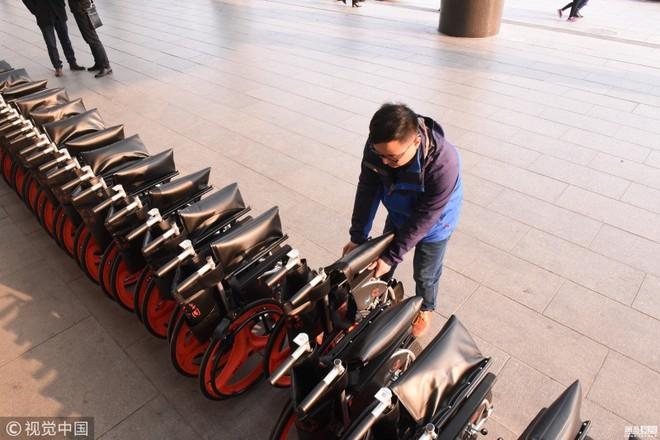 Trung Quốc triển khai dịch vụ xe lăn chia sẻ, 1 triệu đồng/2 giờ thuê, mỗi 10 phút sau tính thêm 3600 đồng - Ảnh 2.