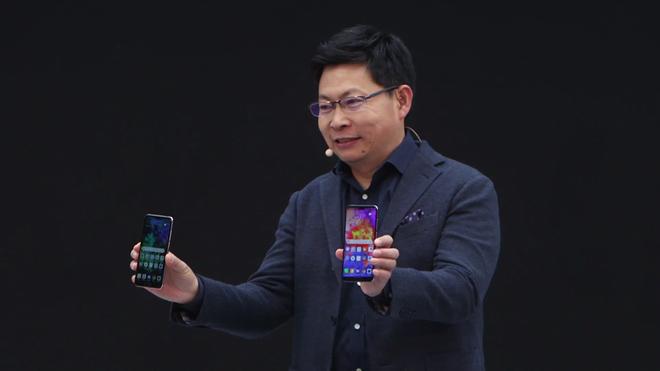 Bộ đôi Huawei P20/P20 Pro đã chính thức lộ diện.