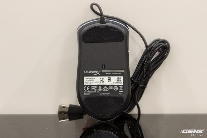 Làm ra rất nhiều Gaming Gear nhưng đến tận con chuột Pulsefire Surge thì Kingston HyperX mới chịu dùng LED RGB - Ảnh 6.