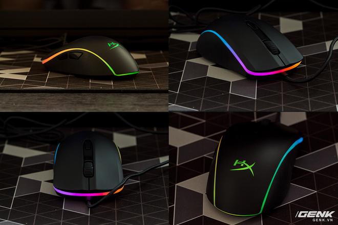 Làm ra rất nhiều Gaming Gear nhưng đến tận con chuột Pulsefire Surge thì Kingston HyperX mới chịu dùng LED RGB - Ảnh 8.