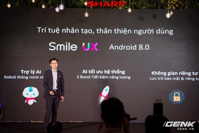 Sharp Aquos S3 chính thức ra mắt: thiết kế tai thỏ, có Face ID, áp dụng cả công nghệ chống va đập của siêu xe, giá 8.990.000 đồng - Ảnh 15.
