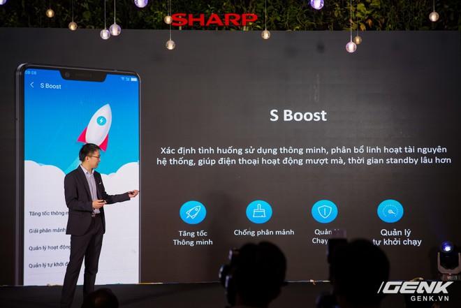 Sharp Aquos S3 chính thức ra mắt: thiết kế tai thỏ, có Face ID, áp dụng cả công nghệ chống va đập của siêu xe, giá 8.990.000 đồng - Ảnh 12.