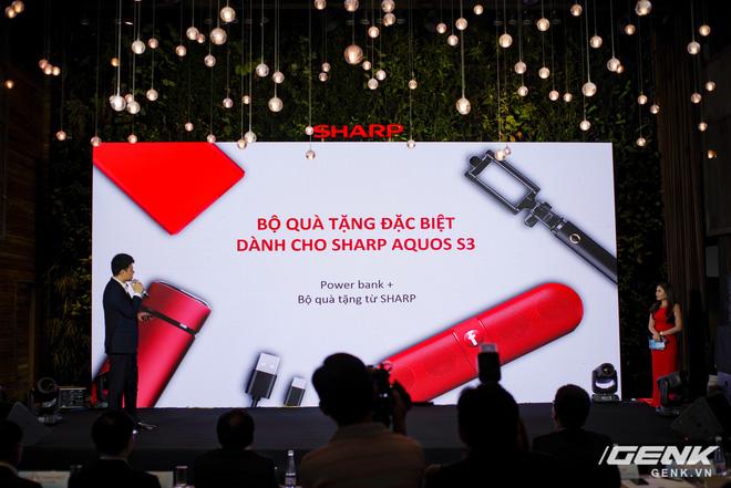 Sharp Aquos S3 chính thức ra mắt: thiết kế tai thỏ, có Face ID, áp dụng cả công nghệ chống va đập của siêu xe, giá 8.990.000 đồng - Ảnh 16.