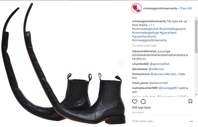 Phỏng vấn chủ nhân trang Instagram đanh đá nhất nhì làng thời trang thế giới: Sneakers càng hype, chê bai càng thậm tệ - Ảnh 1.