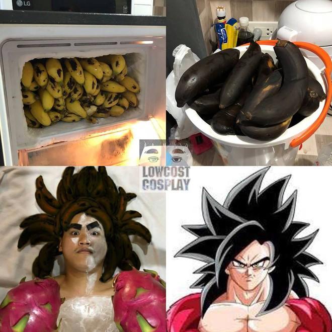 [Vui] Qùy lạy với bộ ảnh cosplay Dragon Ball Z siêu hài hước của anh chàng Thái Lan - Ảnh 20.