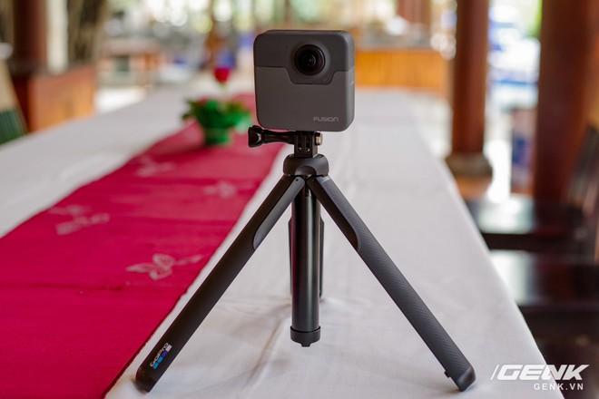 Sau hai ngày ra mắt tại Mỹ, GoPro Hero và GoPro Fusion cũng chính thức ra mắt tại Việt Nam, giá lần lượt 5,2 và 18 triệu đồng - Ảnh 15.