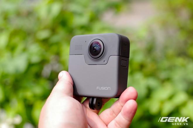 Sau hai ngày ra mắt tại Mỹ, GoPro Hero và GoPro Fusion cũng chính thức ra mắt tại Việt Nam, giá lần lượt 5,2 và 18 triệu đồng - Ảnh 7.