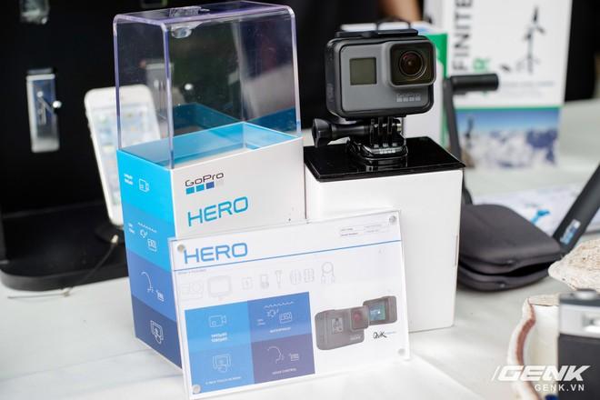 Sau hai ngày ra mắt tại Mỹ, GoPro Hero và GoPro Fusion cũng chính thức ra mắt tại Việt Nam, giá lần lượt 5,2 và 18 triệu đồng - Ảnh 3.