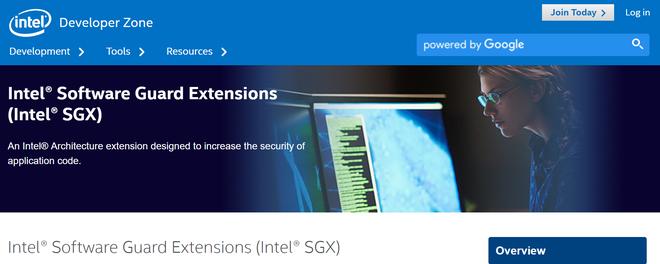 Intel SGX sẽ tạo ra những phân vùng an toàn với bộ nhớ riêng biệt, tránh các hacker lợi dụng Spectre/Meltdown để khai thác thông tin trên máy tính người dùng.