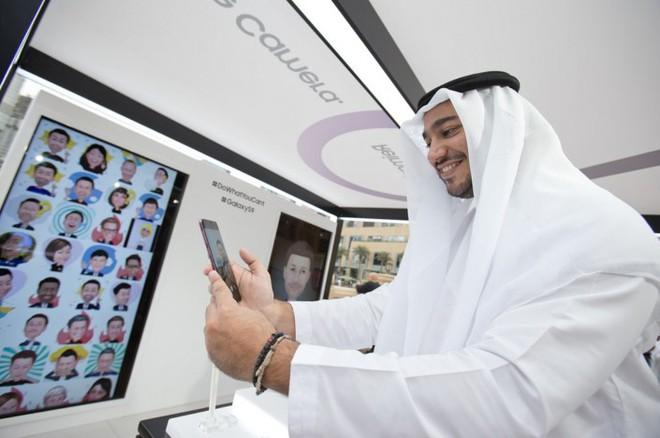 Emoji AR cũng là một tính năng độc đáo nhận được nhiều sự chú ý trên Galaxy S9/S9+