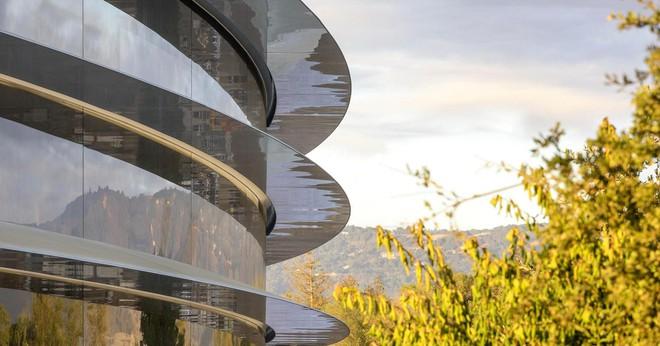 Sử dụng kính trong suốt làm cửa và tường cho trụ sở mới, Apple đang khiến nhân viên của mình gặp những tai nạn dở khóc dở cười.
