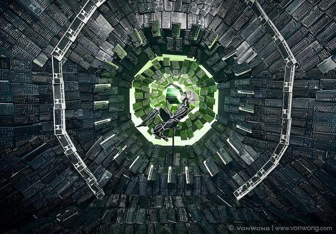 Nhóm nghệ sĩ biến gần 2 tấn rác thải điện tử thành những tác phẩm nghệ thuật tuyệt đẹp - Ảnh 5.