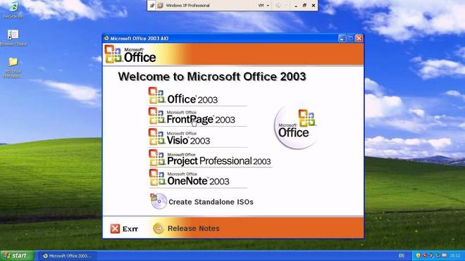 Microsoft ngừng cung cấp gói hỗ trợ tương thích cho Word, Excel và PowerPoint - Ảnh 1.