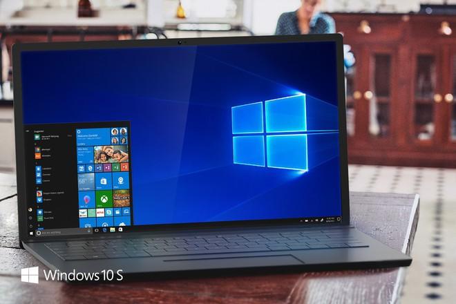 Microsoft xác nhận Windows 10 sẽ có S Mode trong năm 2019 - Ảnh 1.