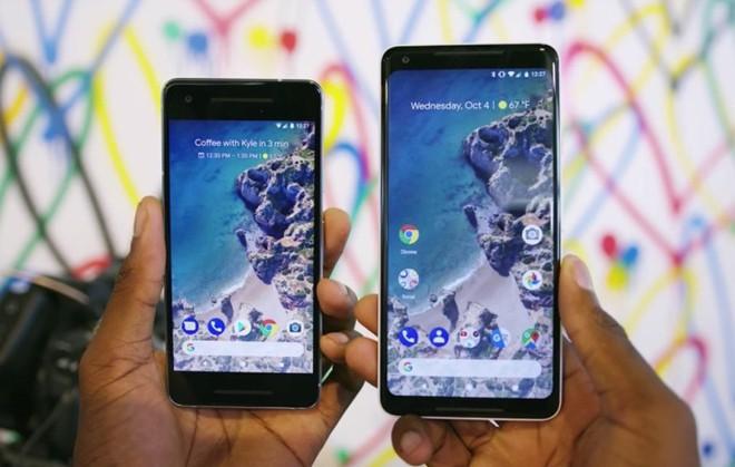 Google Pixel 3 sẽ có thiết kế hoàn toàn mới.