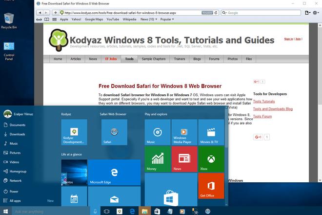Từ chuyện Safari trên Windows, nghĩ về một kiểu tư duy có hại từ thời sinh viên - Ảnh 1.