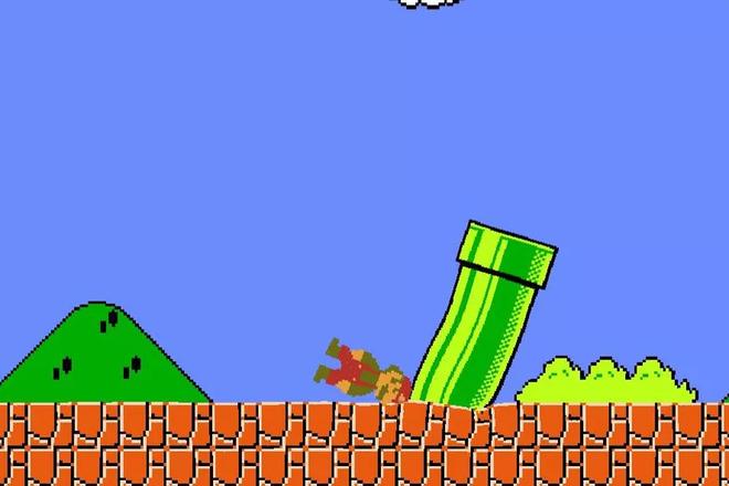 Chơi ngay Mario phiên bản thạch rau câu nếu bạn đang cần một thử thách mới trong cuộc sống - Ảnh 3.