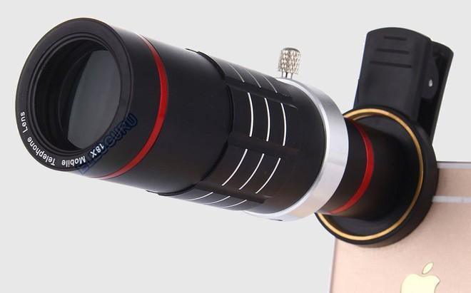 Ống kính zoom trị giá 35 USD dành cho smartphone
