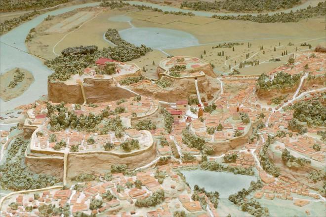 Chiêm ngưỡng mô hình thành Rome cổ đại với tỷ lệ 1:250, mất tới 38 năm mới hoàn thành - Ảnh 3.