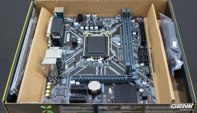 Mở hộp bộ đôi bo mạch chủ Gigabyte H310M DS2 và B360M Aorus Gaming 3: Đã đến lúc nâng cấp máy tính rồi các game thủ ơi! - Ảnh 4.