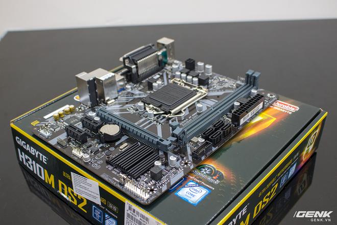 Mở hộp bộ đôi bo mạch chủ Gigabyte H310M DS2 và B360M Aorus Gaming 3: Đã đến lúc nâng cấp máy tính rồi các game thủ ơi! - Ảnh 1.