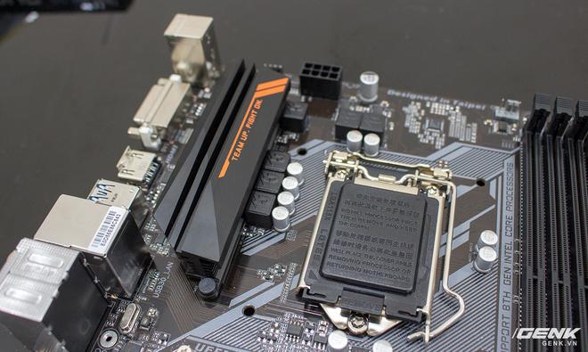 Mở hộp bộ đôi bo mạch chủ Gigabyte H310M DS2 và B360M Aorus Gaming 3: Đã đến lúc nâng cấp máy tính rồi các game thủ ơi! - Ảnh 8.