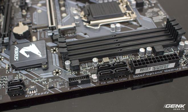 Mở hộp bộ đôi bo mạch chủ Gigabyte H310M DS2 và B360M Aorus Gaming 3: Đã đến lúc nâng cấp máy tính rồi các game thủ ơi! - Ảnh 16.