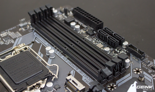 Mở hộp bộ đôi bo mạch chủ Gigabyte H310M DS2 và B360M Aorus Gaming 3: Đã đến lúc nâng cấp máy tính rồi các game thủ ơi! - Ảnh 11.