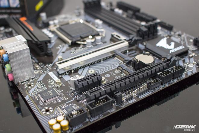 Mở hộp bộ đôi bo mạch chủ Gigabyte H310M DS2 và B360M Aorus Gaming 3: Đã đến lúc nâng cấp máy tính rồi các game thủ ơi! - Ảnh 12.